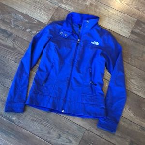 The North Face Shell Water Resistant Coat Jacket S